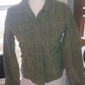 🆕NWT Aeropostale corduroy jacket size medium
